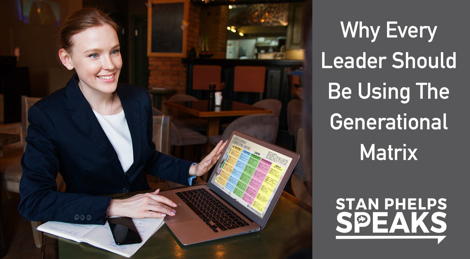 Why Every Leader Should Be Using The Generational Matrix