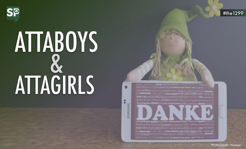 Attaboys & Attagirls