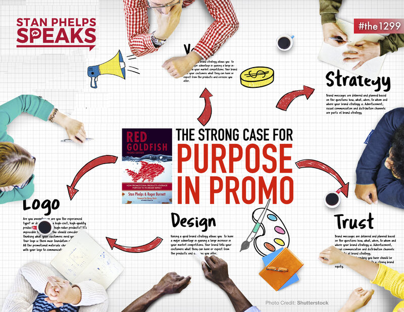 How promotional products can leverage purpose to increase impact