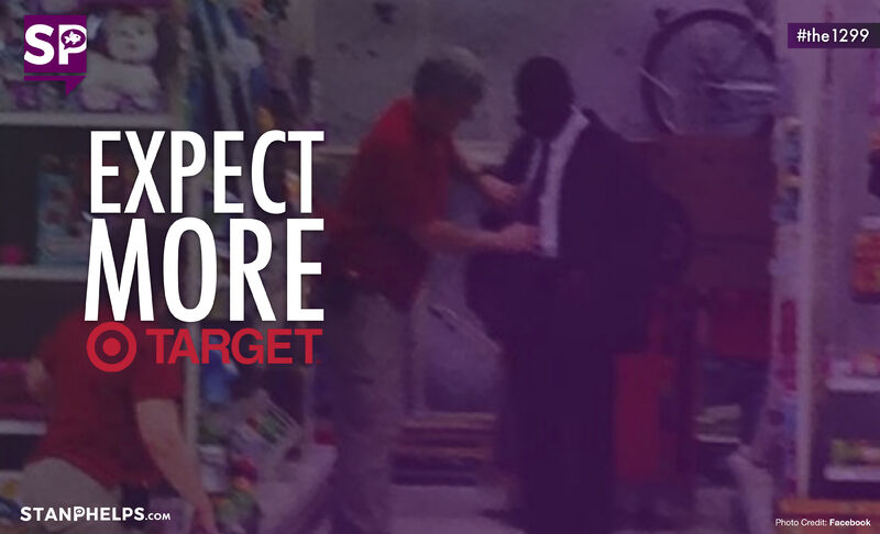 Expect more at target