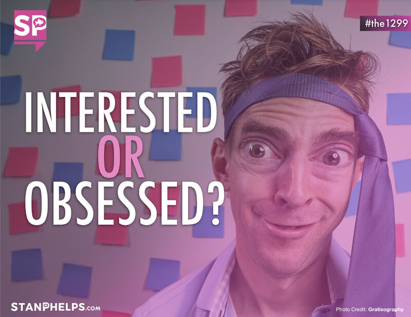 Are you customer interested or customer-obsessed?
