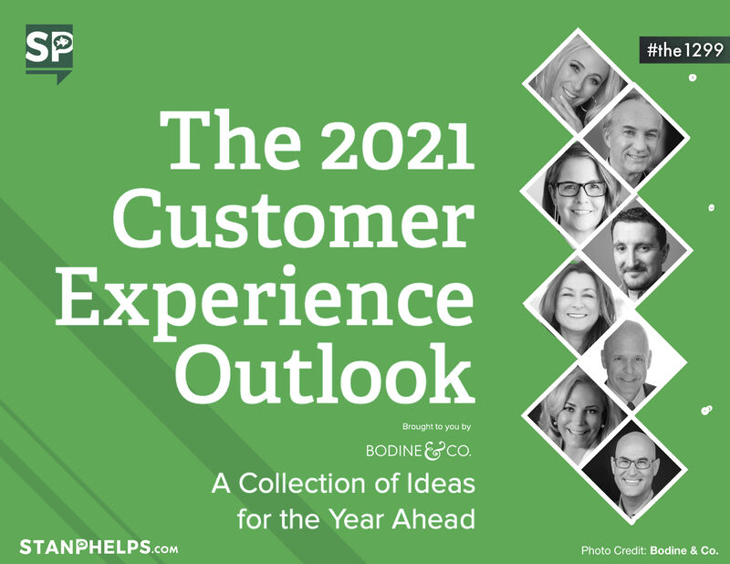 7 takeaways from The 2021 Customer Experience Outlook