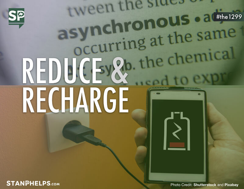 What are you doing to RENEW & RECHARGE in 2021?