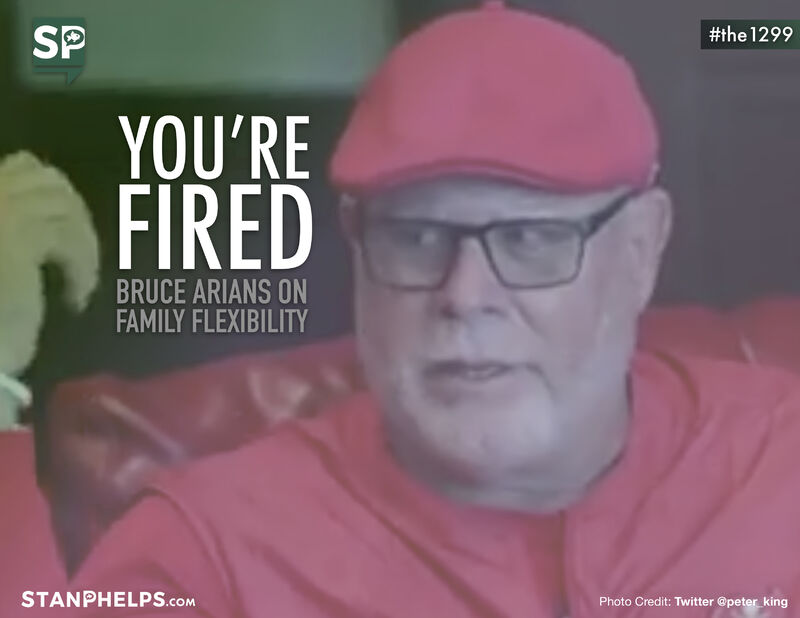 How Coach Bruce Arians is tapping into a key element of employee engagement
