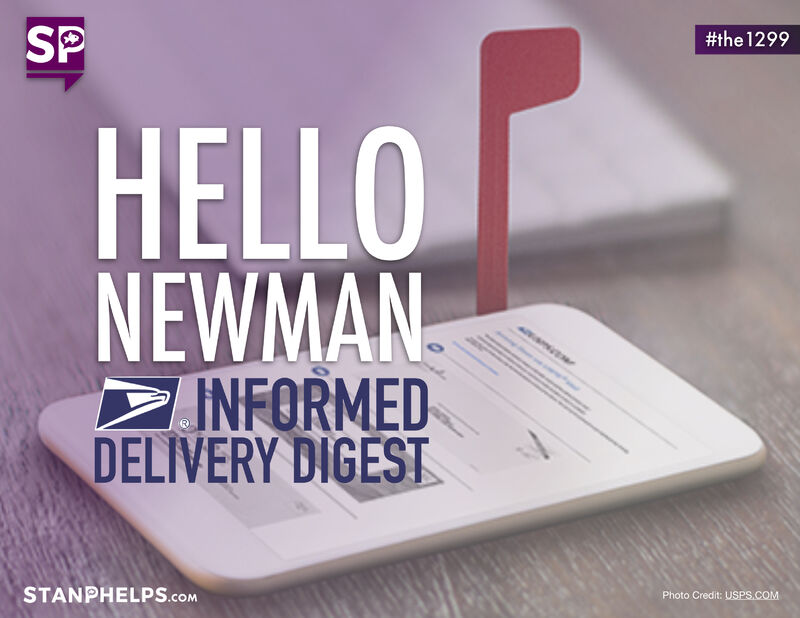 Informed Delivery Digest