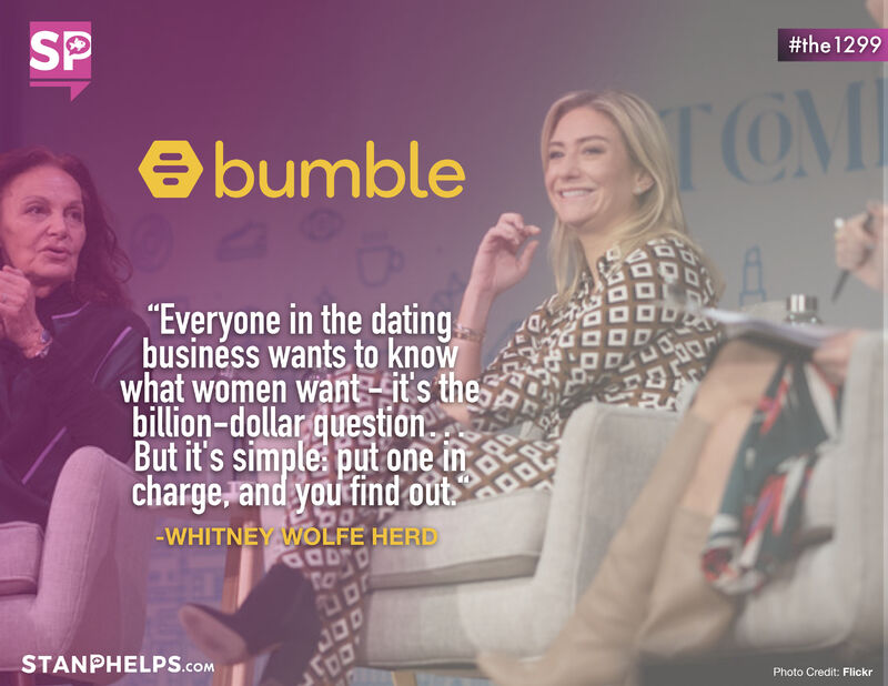 How Bumble is attacking its enemy's strategy
