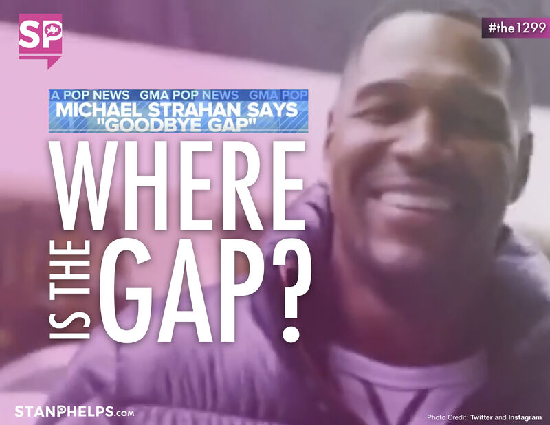 DID MICHAEL STRAHAN FIX HIS ICONIC TOOTH GAP?