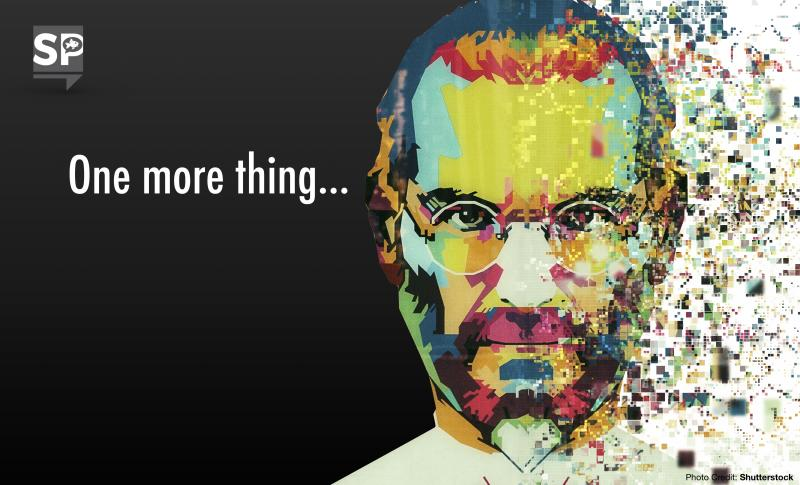 What can Steve Jobs teach us about presentation skills?