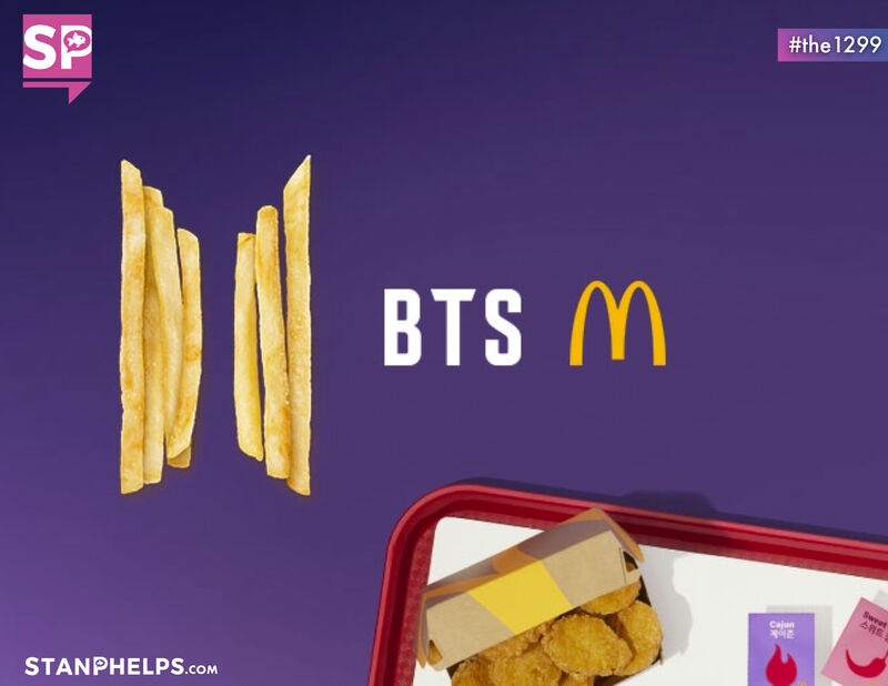 McDonald's launches BTS meal