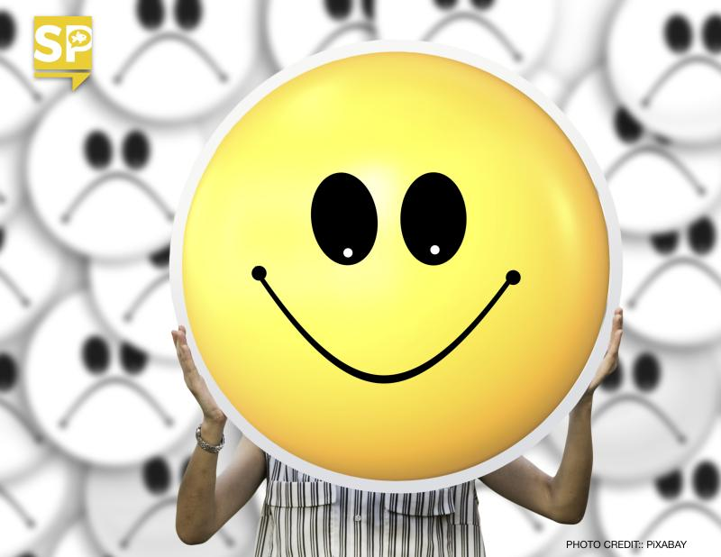 Forrest Gump didn't create the smiley face. The science behind the smile