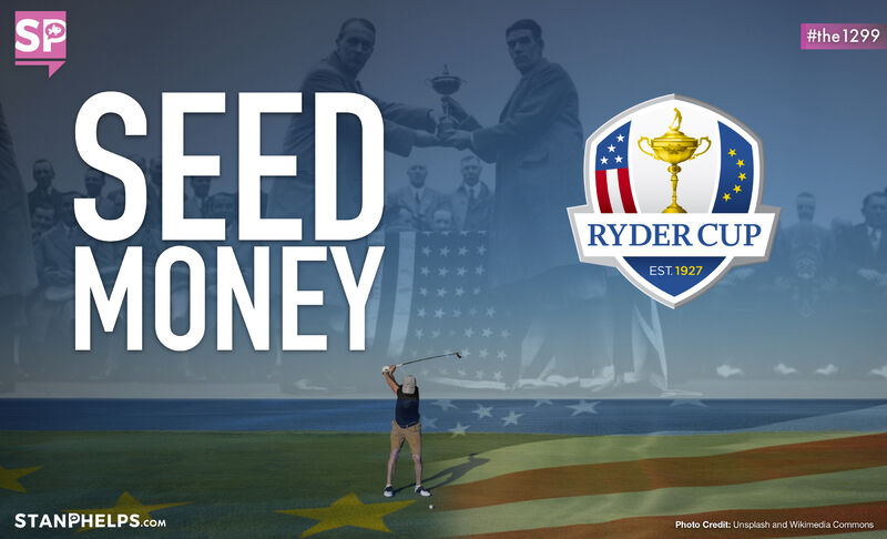 How the Ryder Cup is a study in differentiation