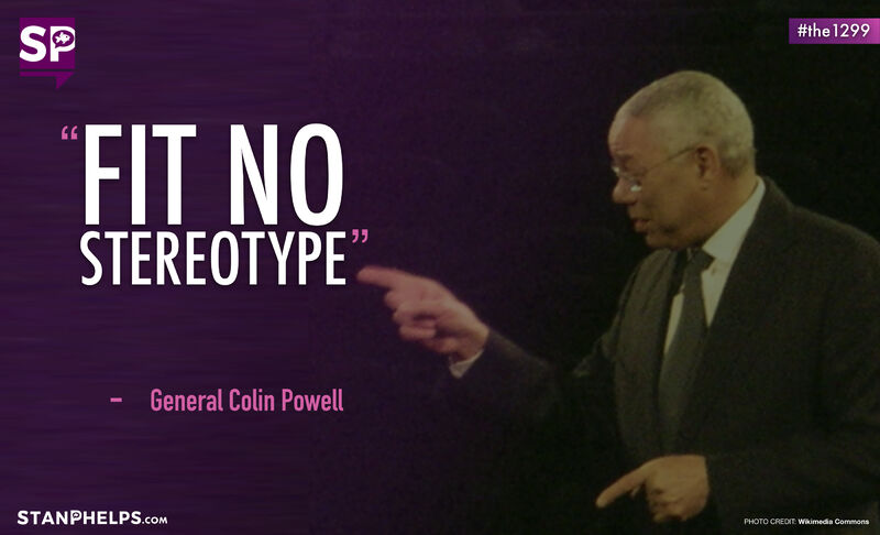 Remembering Colin Powell